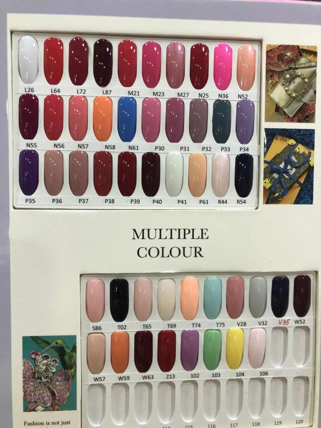 China Professional Nail Art Supply