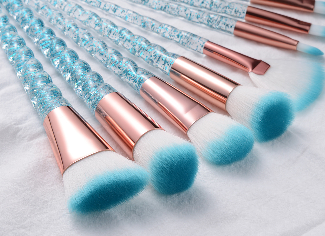 Glitter Make Up Brush