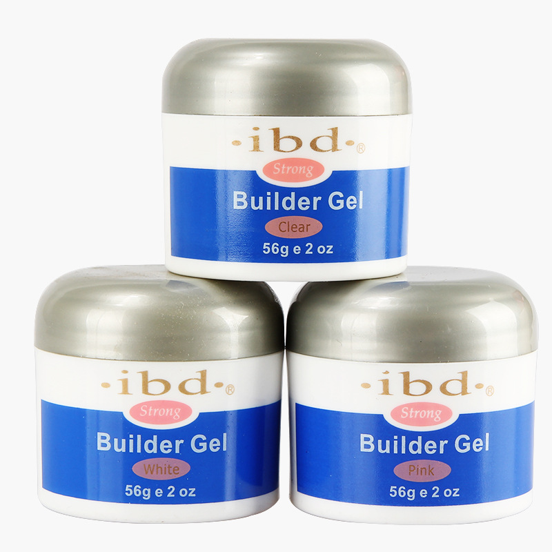 Bulk Poly Builder Clear Gel Polish