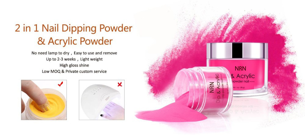 Acrylic Powder Nail Dipping Powder
