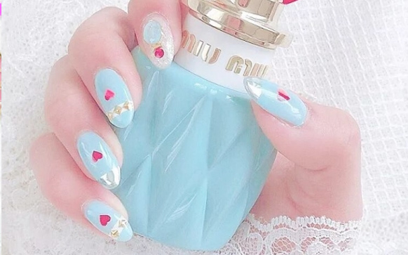 How to make shell nails