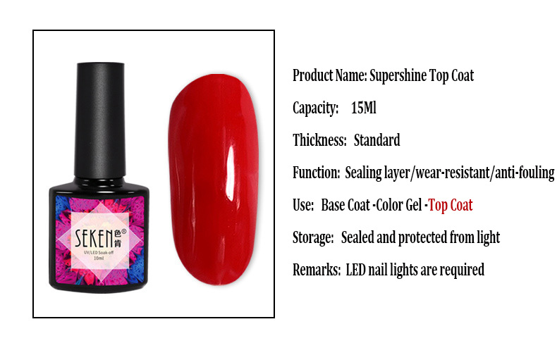 Supershine Top Coat