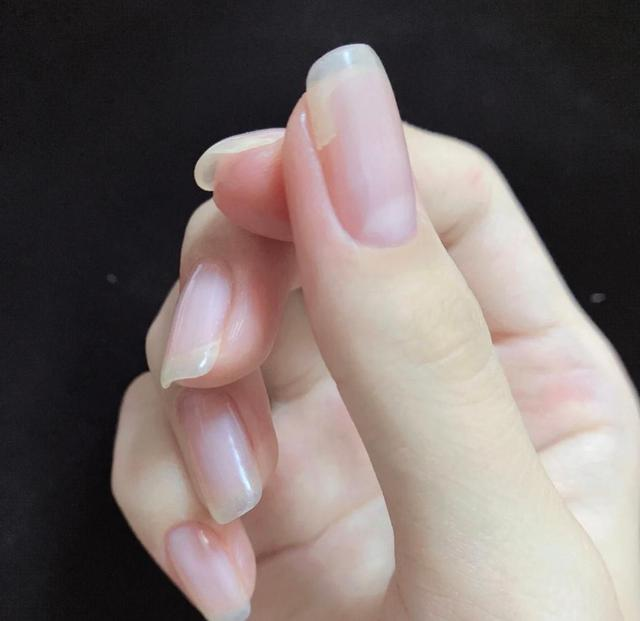 Nail Reinforced plastic